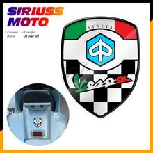 Case Vespa Piaggio Motorcycle-Decal Racing-Sticker for Vespa/Gts/Gtv/.. Italy 3D Resin
