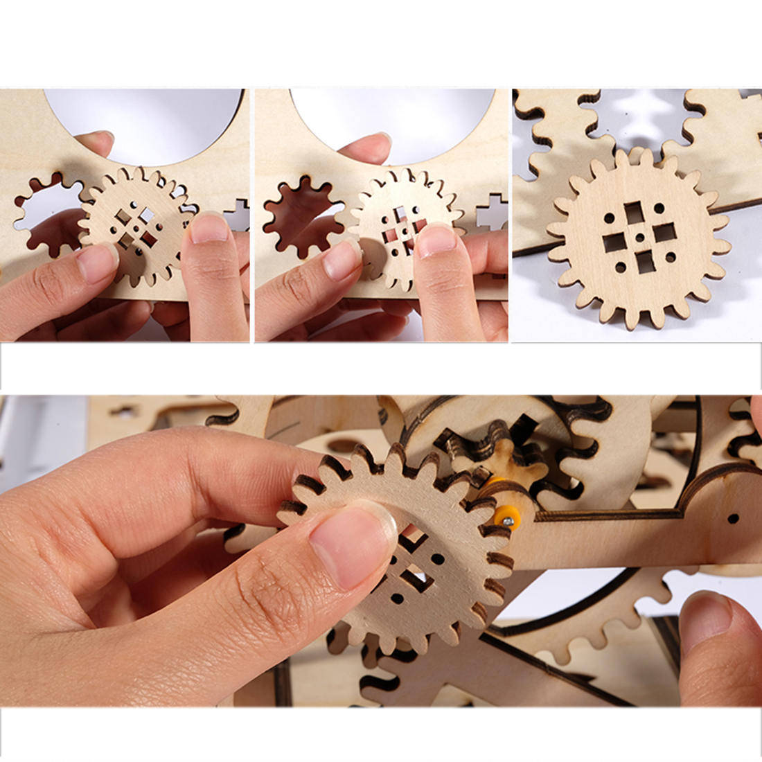Marble Rocker DIY Marble Run 3D Model