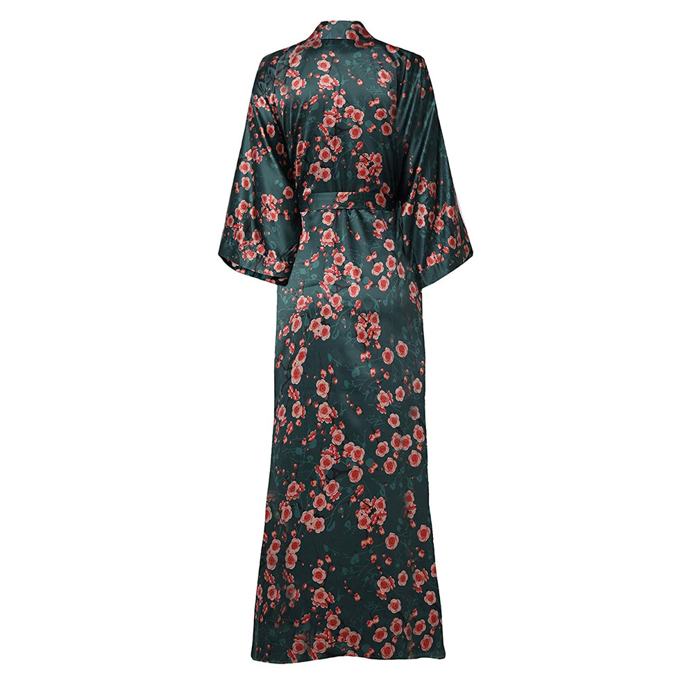 For-Female-Print-Flower-Satin-Spring-Sleepwear-Intimate-Lingerie-Kimono-Bathrobe-Gown-Home-Clothing-Large-Size (1)