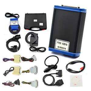 Image 4 - SVCI SVDI 2018 FVDI 2018 ABRITES Scanner Key Programmer Covers FVDI 2014 2015 And Most Functions Of VVDI2 For Most Cars