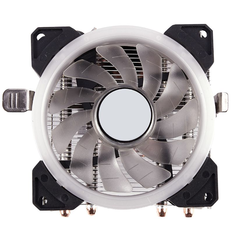 2pcs lot DC 12V Round 95X25mm 3Pin Fan For PC System LGA775 CPU Cooling Fan 95mm