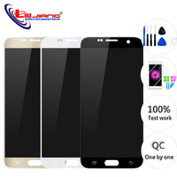 G930F LCD For Samsung Galaxy S7 LCD Screen G930F G930A G930V LCD Display Replacements G930F LCD For Samsung S7 LCD Screen