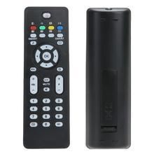 433 mhz tv controle remoto abs tv controlador de substituição sem fio rf inteligente distância controlada para philips rc2023601/01