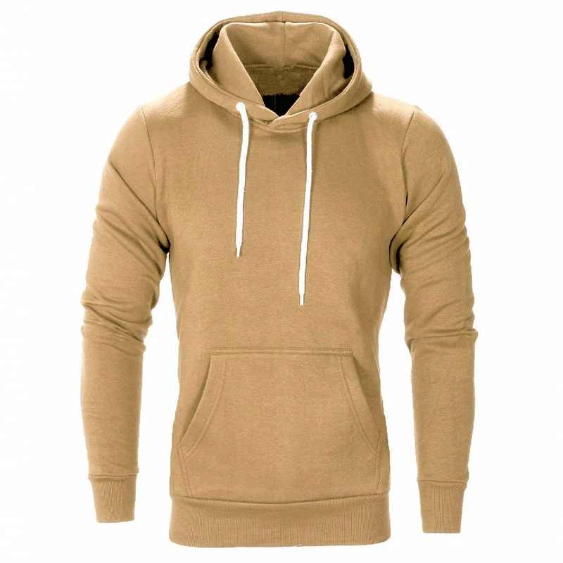 Dihope 2020 새로운 가을 겨울 패션 솔리드 후드 남성 대형 따뜻한 양털 코트 남성 브랜드 캐주얼 셔츠 후드