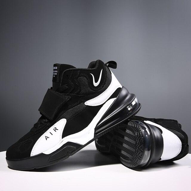 Zapatos Deportivos informales para hombre, zapatillas de baloncesto cómodas de alta calidad, transpirables, para correr, 2021 3