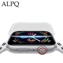 ALPQ мягкая Гидрогелевая полноэкранная Защитная пленка для Apple Watch 38 мм 42 мм 40 мм 44 мм Защитная пленка для iwatch Series 5 4 3 2 1
