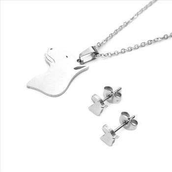 Dog Necklace Set 4