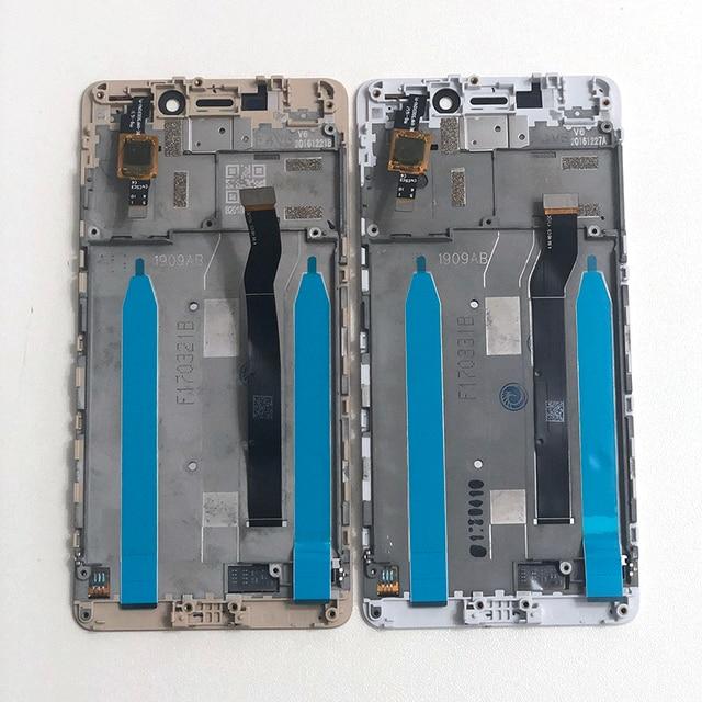 "5.0"" Original M&Sen For Xiaomi Redmi 4 (2GB RAM 16GB ROM) LCD Screen Display+Touch Panel Digitizer For Redmi 4 lcd Display Frame"
