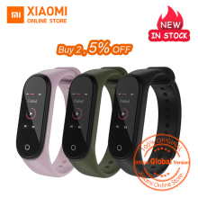 Xiaomi Bracelet Fitness-Tracker Smart-Band Instant Global-Version Display Message-135mah