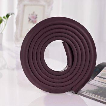 2M U-Shape Table edge Corner Protections Thick Rubber Furniture Desk Cover Protectors Foam Baby Safety Bumper Guard Strip 6