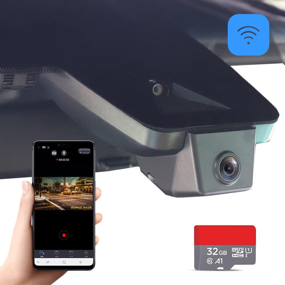 Для хэтчбека Toyota Corolla E210 12-го поколения Altis 2019-2021 Fitcamx видеорегистратор 4K UHD Plug and Play аксессуары для модификации запчасти