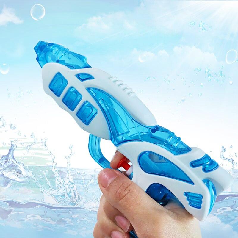 Summer Water Gun Toy For Kids Boys Girls Baby Parent-child Outdoor For Beach Water Guns Waterpistool Bathing Toys Children Gifts
