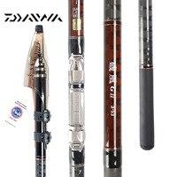 Daiwa LIBERTY CLUB G2 R2 530 Fishing Rod FUJI Rings Reel Seat Carbon Fiber Body Rock Fishing Rod Tackle