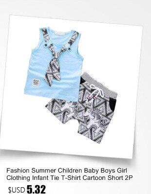 camisa cinta shorts 2 pçs sets crianças traje