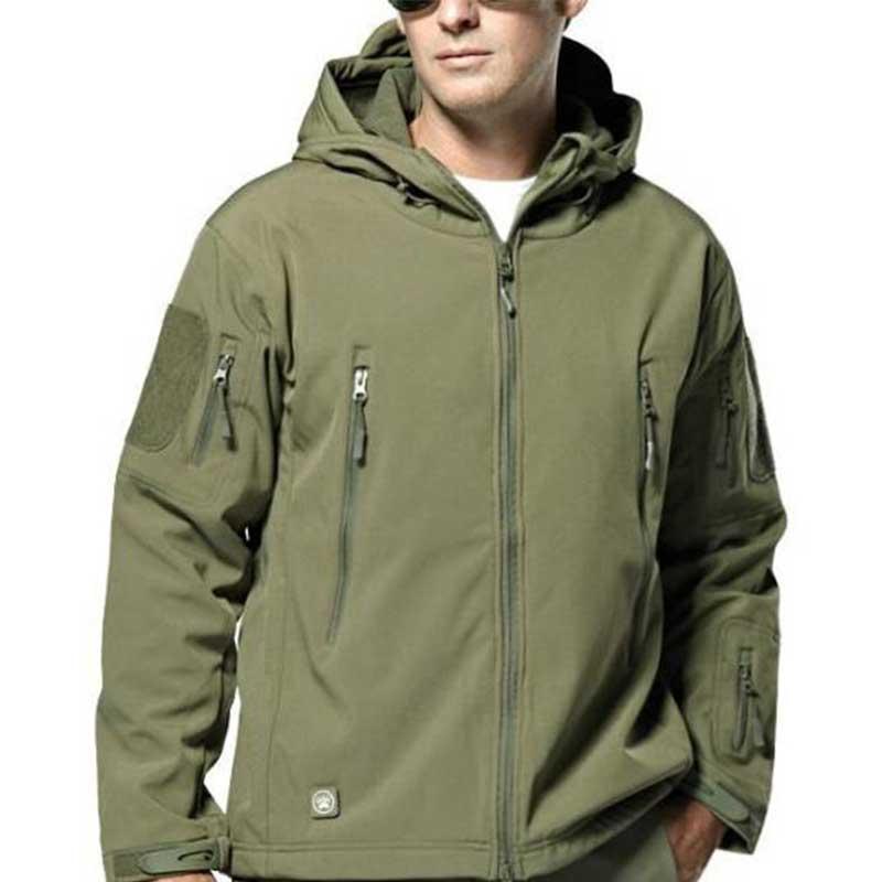 Куртка, ветровка, нейлоновое пальто, Мужская Военная Тактическая верхняя одежда, армейские дышащие куртки на молнии, крутая Спортивная одежда для сафари|Куртки|   | АлиЭкспресс