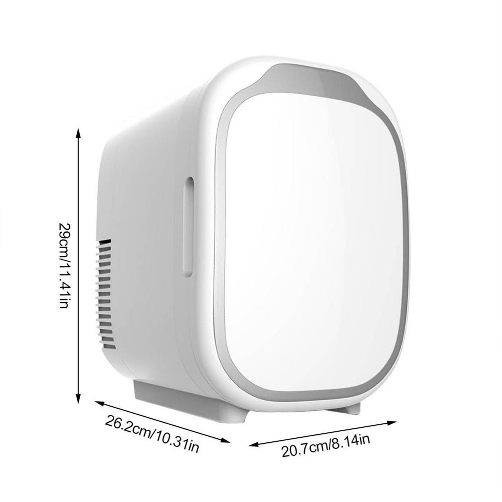 Автомобильный холодильник, 12 В, 6-12 литий-ионных аккумуляторов 6