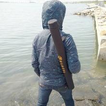 Barrel Hard-Rod-Tube Fishing Fish-Tool-Accessory Length 64cm 74cm 84cm Zippper Available