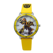 Hot Sale Fashion Kids Watches Boys Cartoon Transformers Spor