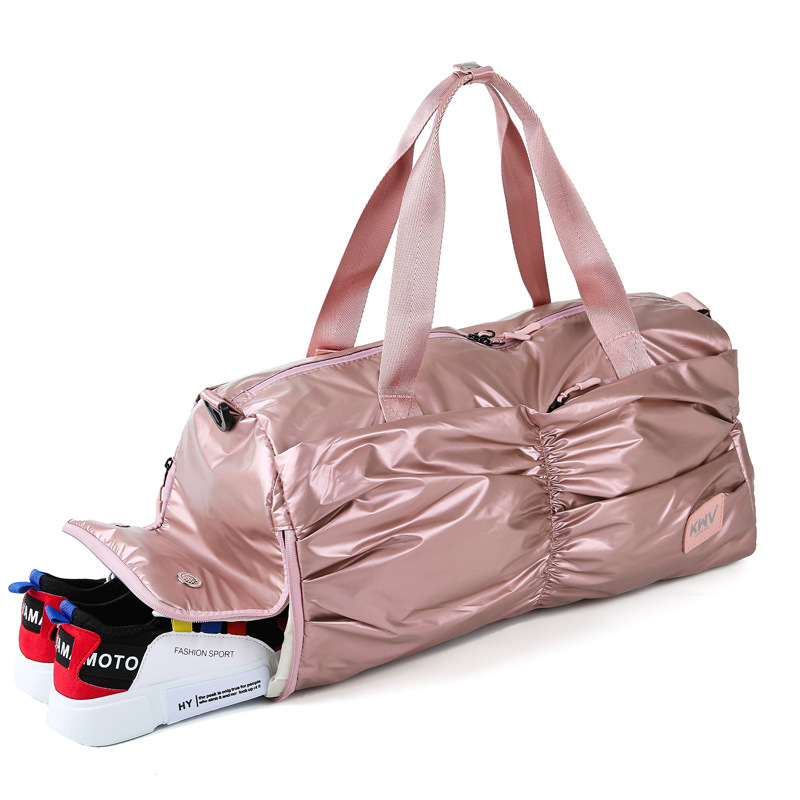 Gym Bag Women's Casual Sports Bag Hand Swim Bag Women's Yoga Bag Lightweight Handheld Traveling Bag