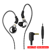 Bl03 BL 03 Wired Earphones In Ear Headset With Microphone Fone Ouvido Handsfree
