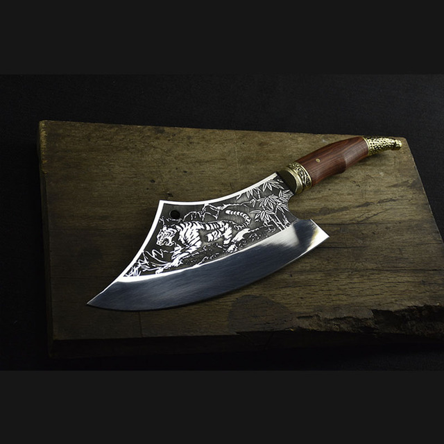 Multifunctional Meat Cleaver Vegetable Cutter  6