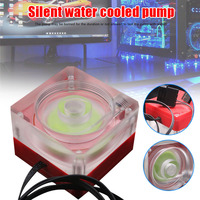 Silent Water Cooled Pump Automatic Measurement Computer Hose Hard Tube Circulating Pump GDeals