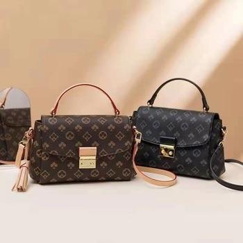 Luxury Fashion Printed  Shoulder Bag  2