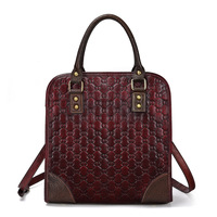 Retro women Bag Genuine Leather Crossbody Bag women Hand Large Bag Full grain Leather Girl Casual women Bag