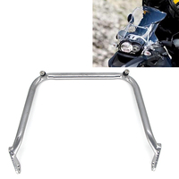 Motorcycle Windshield Windscreen Mounting Support Bracket Holder Support For BMW R1200GS R 1200 GS adv adventure 2004 2012