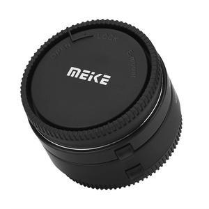 Image 4 - MEIKE MK S AF3A otomatik odak makro uzatma tüpü seti 10mm + 16mm Sony E/FE NEX3 NEX5 NEX6 NEX7 A5000/A6000/A7/A7M2 serisi