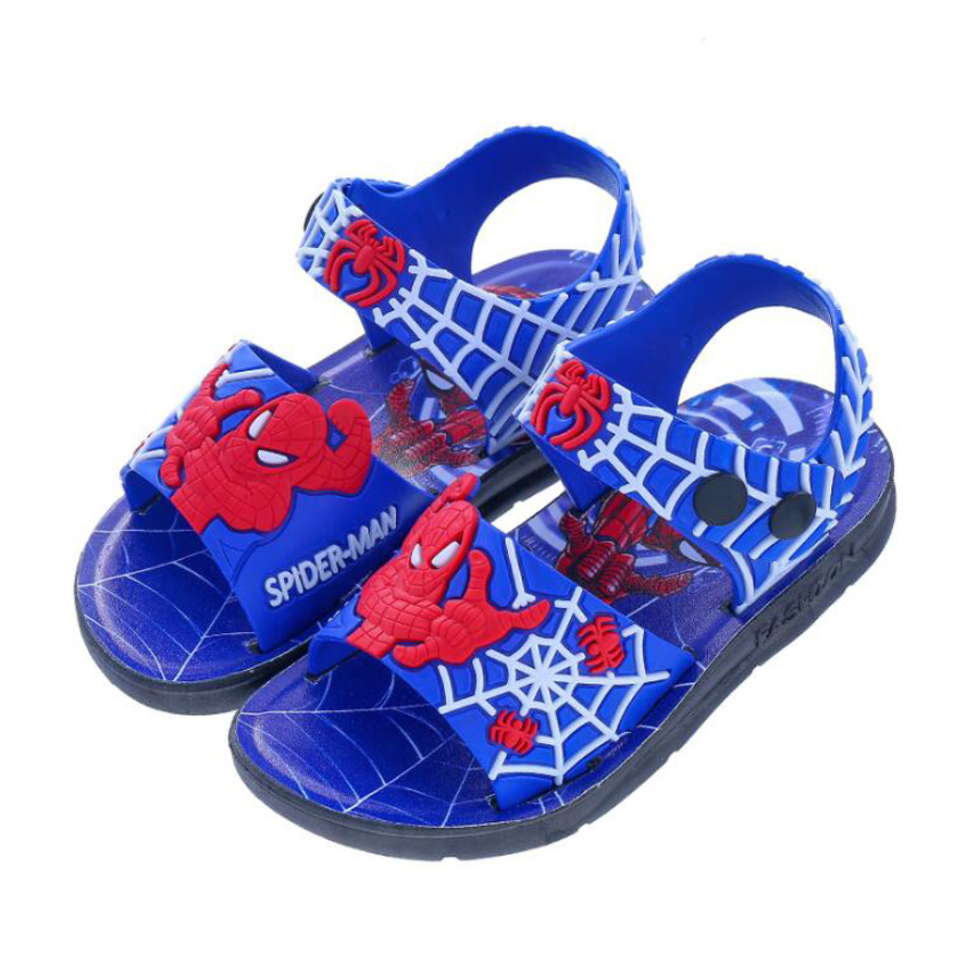 Hot Sale Boys Sandals Children Spiderman Sandals Shoes New Baby Kids Beach Shoes Summer Sports Sneakers Boys Spider Man Sandals