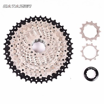 10Speed Freewheel MTB Mountain Bike Bicycle Cassette Flywheel 11-36/40/42/46/50T for Shimano SRAM image