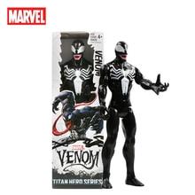 Figurine Venom pour garçons et filles, 30cm/12 pouces, modèle des Avengers et des spiderman, figurines spiderman, en PVC, cadeau à collectionner, cadeau danniversaire, pour garçons et filles