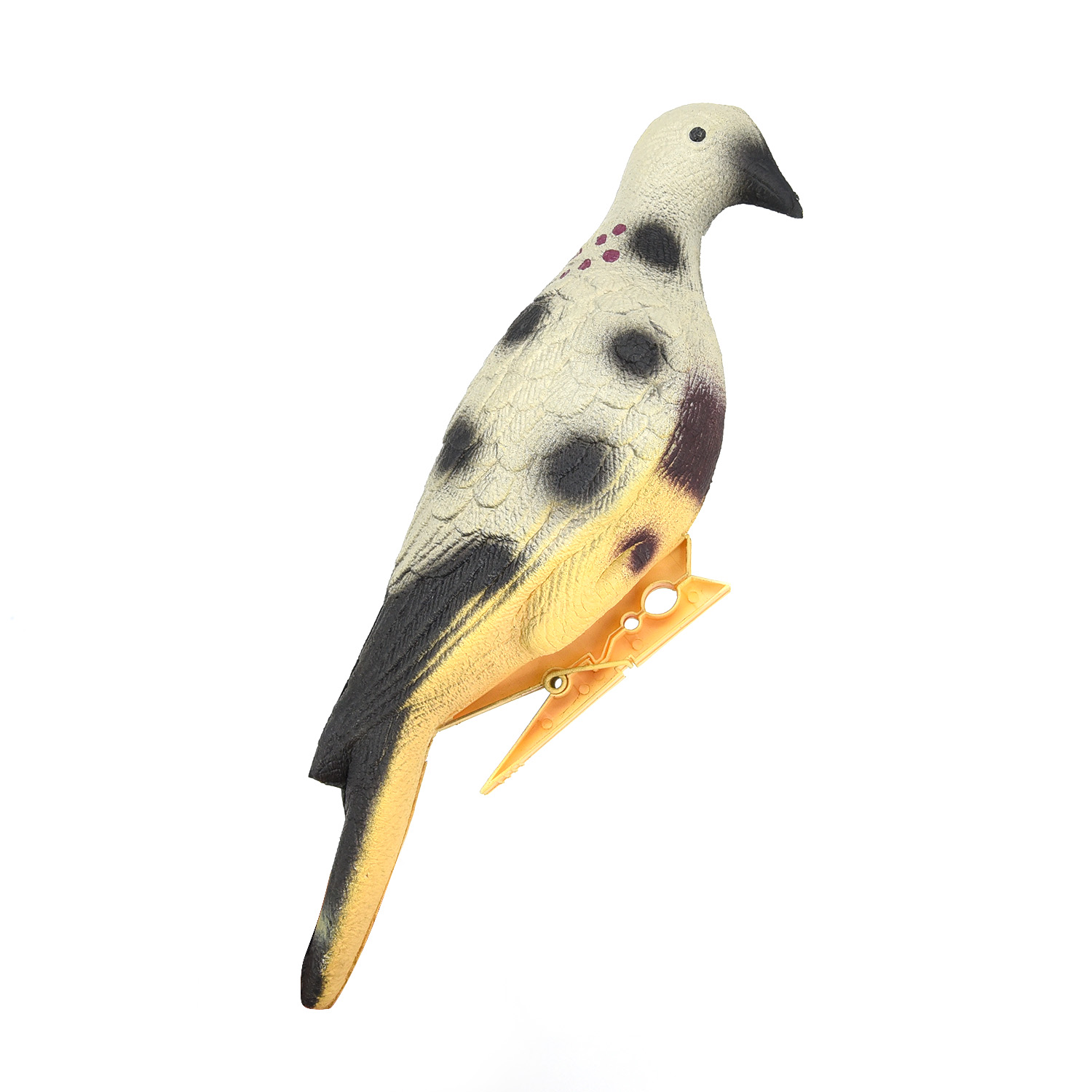 Grey Pigeon Target Funny Recurve Crossbow Game EVA Foam Animal Pigeon Archery Target For Animal Hollow Brand New High Quality