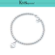 Bulgaria silver simple chain bracelet original 100% 925 sterling womens jewelry holiday commemorative has logo 1:1