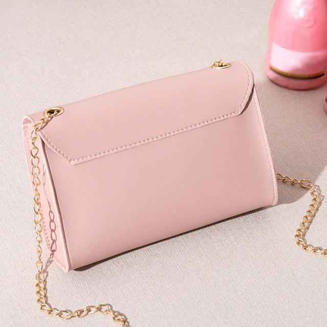 2020 Mini PU Leather Shoulder Messenger Bag