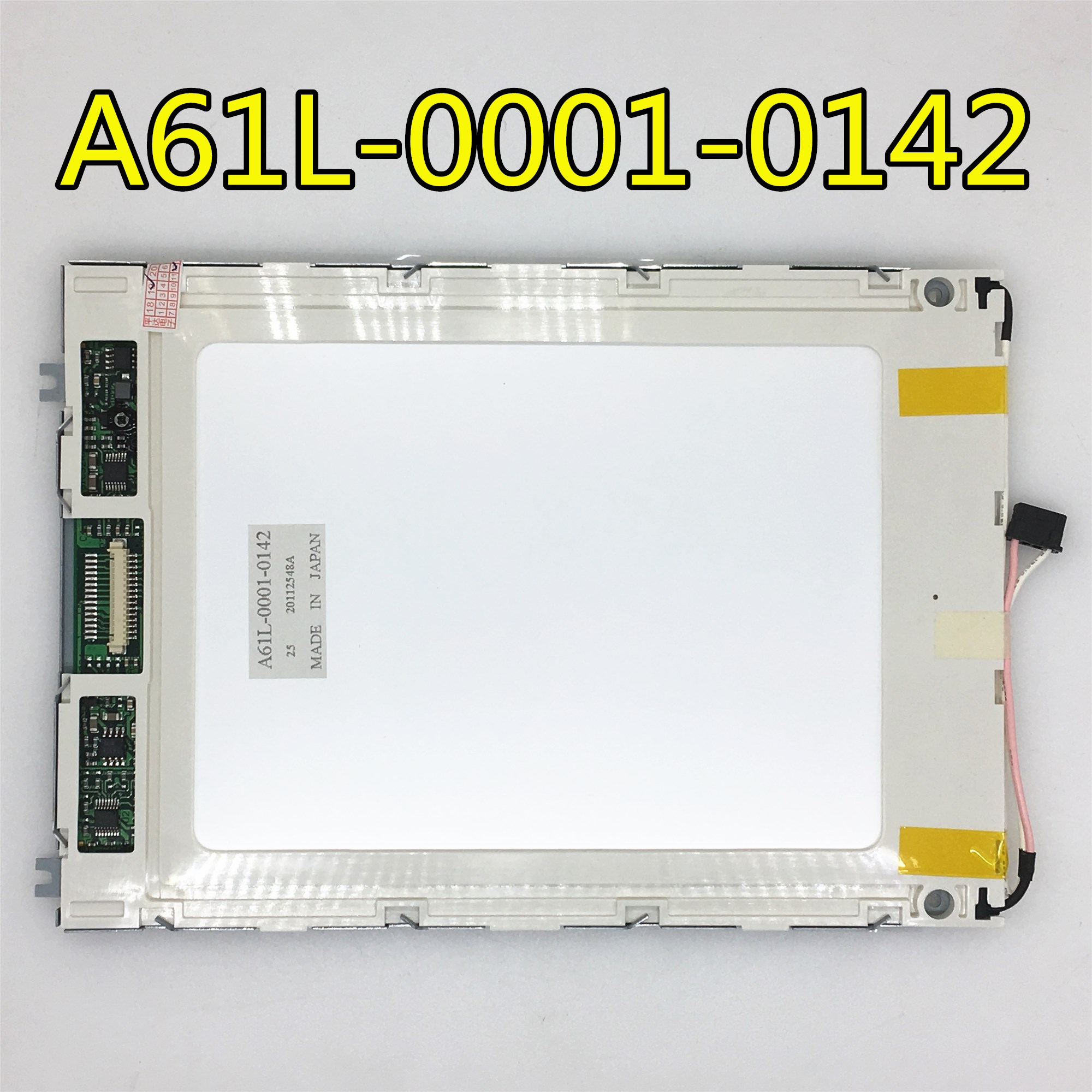 Can provide test video , 90 days warranty A61L-0001-0142 7.2inch lcd panel with 90days warranty