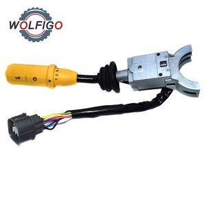 Image 1 - WOLFIGO Vorwärts & Rückwärts Spalte Schalter Shuttle Hebel Schalter Powershift 701/80145 701 80145 70171900 für JCB Bagger JCB 3CX 4CX