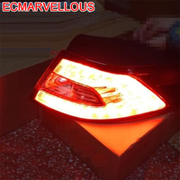 Assessoires Drl Luces Cob Lamp Automovil Neblineros Led Para Auto Daytime Running Rear Car Lights Assembly 17 18 FOR Kia Optima