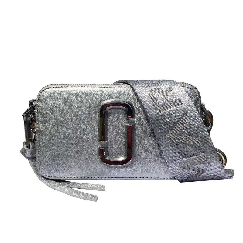 Classic famous luxury brand style women messenger bags fashion lady handbag designer Camera bag genuine leather