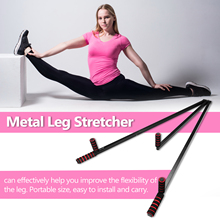 Lixada Metal Leg Stretcher 3 Bar Leg Extension Split Machine Leg Ligament for Ballet Yoga Exercise Training Equipment Home Gym