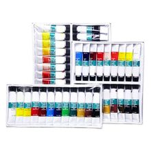 Paints-Set Acrylic Pigment Hand-Painted-Wall Artist Draw 10-Ml Professional 12/18/24-color