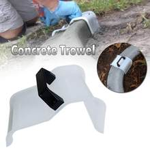Concrete Trowel And Lawn Terrace Grouting Road Concrete Tool Mould Curb Shaped Making Trowel Making Concrete(China)