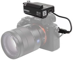 INKEE Benbox Mini HDMI Видеопередатчик Беспроводной 2.4G / 5G Устройство Передатчик видеоизображения для DSLR / IOS iPhone / iPad / Android Phone