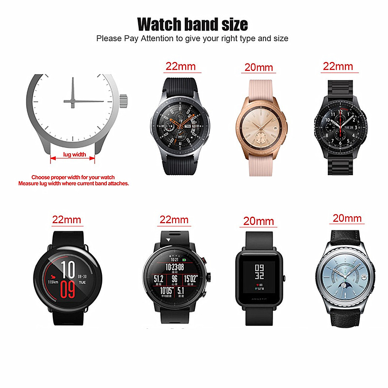 17-Colors-Silicone-Band-For-Samsung-Gear-S3-Frontier-22mm-Watch-Band-Strap-Bracelet-For-Samsung_副本