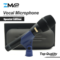Top Quality Special Edition KSM9 Professional Live Vocals KSM9HS Dynamic Wired Microphone Karaoke Super Cardioid Podcast Mic