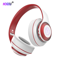 Bluetooth Headphones Wireless Over The Ear Blue Tooth headphone Noise Cancelling With Microphone Cascos Inalambrico Headset