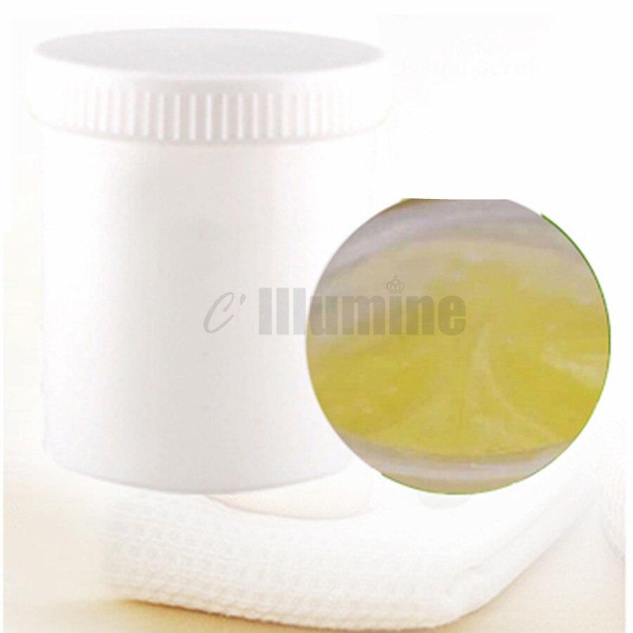 Nano or poudre Gel exfoliant peau morte corps visage gommages huile élimination des points noirs cosmétiques Oem1000g
