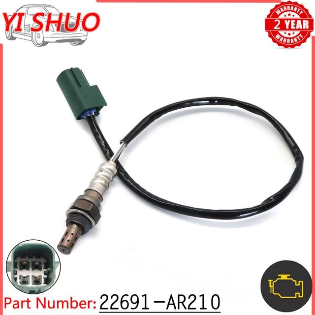 Auto Lambda Lambda O2 Zuurstof Sensor 22691 AR210 Voor Infiniti FX35 FX45 G35 M45 Q45 Nissan 350Z Pathfinder 2002 2006