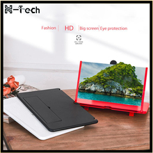 3D Phone Screen Magnifier Stereoscopic for All Smartphone Amplifying Desktop Fol
